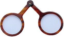 Nürnberger Nietbrille um 1535